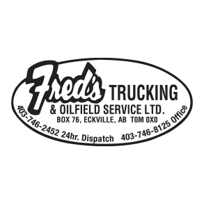 Fred's Trucking